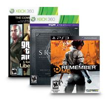 Labor Day Savings Video Games