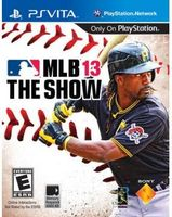 MLB 13 The Show PS Vita
