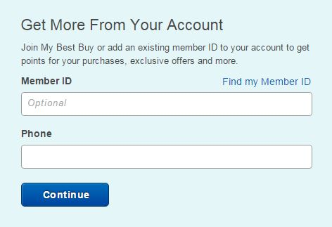 The member card can only be used to earn points on purchases made at Canadian Best Buy retail stores and on depotting.ml Back to top. MEMBER ID, CARD AND PASSWORD. Where can I find my Member ID? Your digit Member ID can be found on the back of your membership card. Your member ID can be found on the top right corner of Reward Zone emails.
