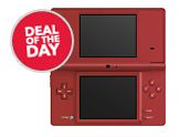 Deal of the Day Nintendo DSi Matte Red