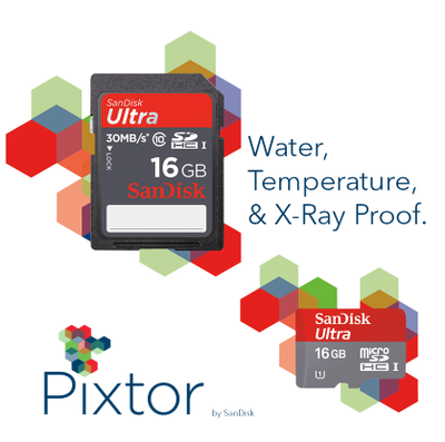Pixtor By SanDisk