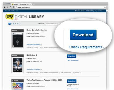 Digital Library Download and Install
