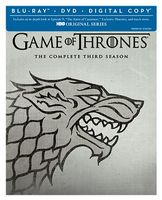 Game of Thrones Season 3 Stark Packaging Only at Best Buy