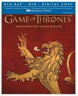 Game of Thrones Season 3 Lannister Packaging Only at Best Buy