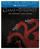 Game of Thrones Season 3 Targaryen Packaging Only at Best Buy