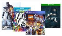 Save on Select Games Like Battlefield 4, Thief, The LEGO Movie Videogame and More