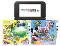 Nintendo 3DS In-Store Demos