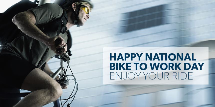 National Bike to Work Day