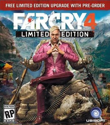 Far Cry 4 Limited Edition Pre-Order