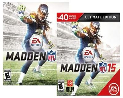 Madden NFL 15 Editions