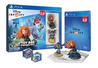 Disney Infinity Toy Box Starter Pack PS4