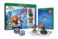 Disney Infinity Toy Box Starter Pack Xbox One