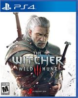 The Witcher Wild Hunt PlayStation 4