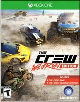 The Crew Wild Run Edition XB1