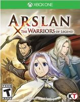 Arslan The Warriors Legend Xbox One