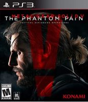 Metal Gear Solid V The Phantom Pain PlayStation 3