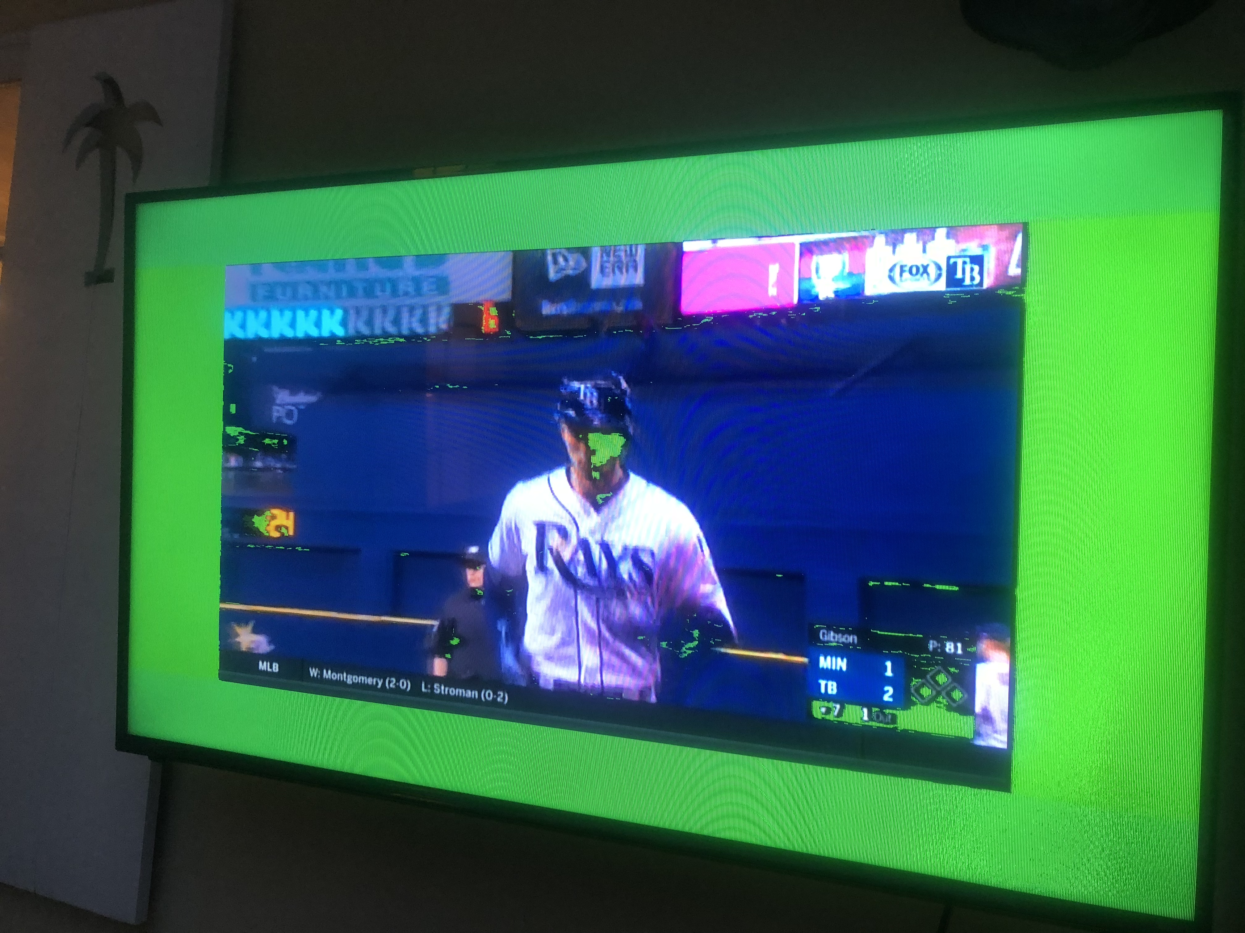 42inch tv with green screen - Best Buy Support