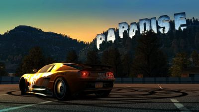Burnout Paradise Remastered