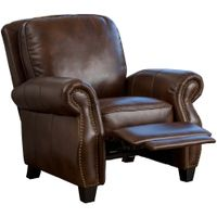 recliner-brown