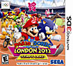 Mario & Sonic & @ London Olympic Games 2012