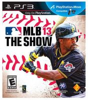 MLB 13 The Show PS3