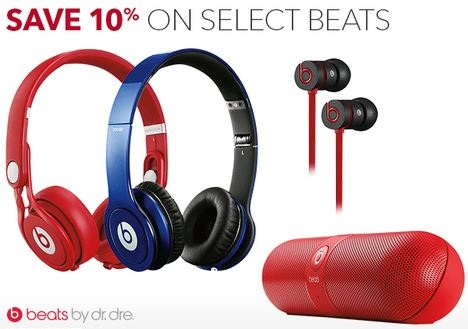 Save on Beats By Dre