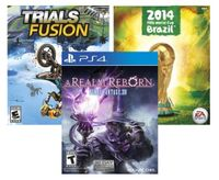 New Video Game Releases Week of 4/13/14