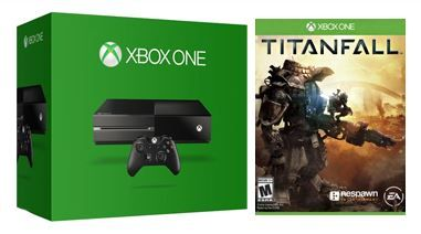 Titanfall for $19.99 with Purchase of Xbox One Console