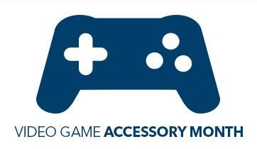 Video Game Accessory Month