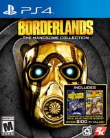 Borderlands The Handsome Collection PS4
