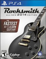 Rocksmith 2014 Edition PlayStation 4
