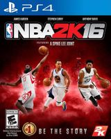 NBA 2K16 - Playstation 4