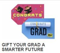 Grad Gift Cards