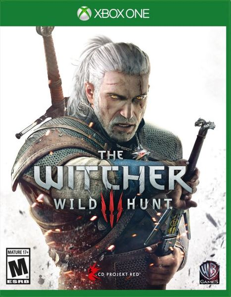 The Witcher Wild Hunt Xbox One
