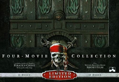 Pirates Movie Collection