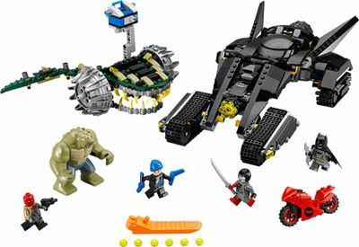 A LEGO Batman Set