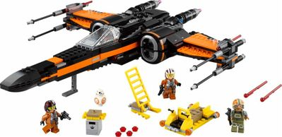 A LEGO Star Wars Set