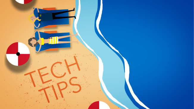 Tech Tips for Travelers