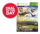 Deal of the Day Xbox 360 Tiger Woods 14 Masters Edition