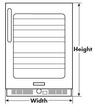 Measuring Your Appliance Correctly Best Buy Support