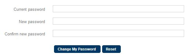 How to Change Your Best Buy Forum Password