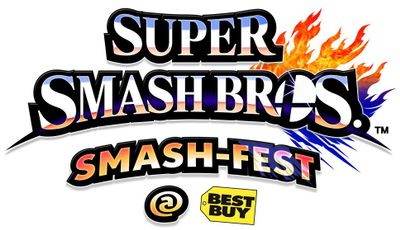 Super Smash Bros. Smash-Fest at Best Buy