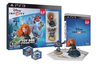 Disney Infinity Toy Box Starter Pack PS3