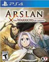 Arslan The Warriors Legend PS4
