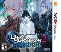 Shin Megami Tensei Devil Survivor 2 Record Breaker 3DS