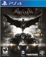 Batman Arkham Knight PlayStation 4