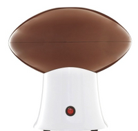 Brentwood - (PC-483) Football Popcorn Maker - Brown